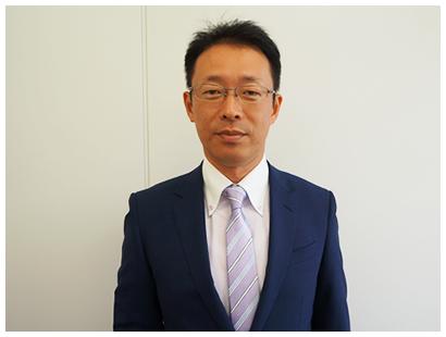 北陸支店 取締役支店長 塩井清広