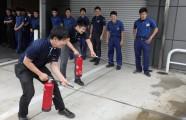 防災訓練・救命講習を行いました