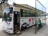 献血に参加しました